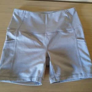 Reebok biker shorts -- like new!